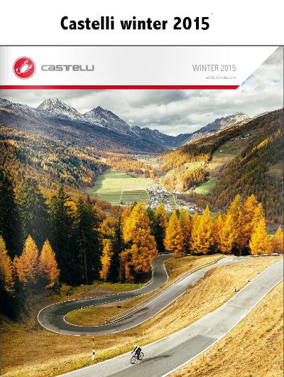 Castelli lookbook winter 2015