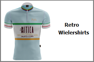 retro wielershirt