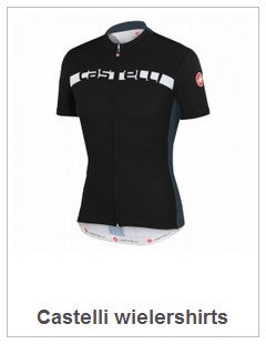 castelli wielershirts