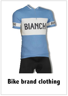 bike brand clothing