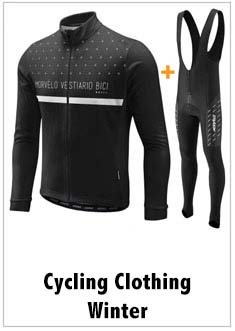 cycling outfit winter
