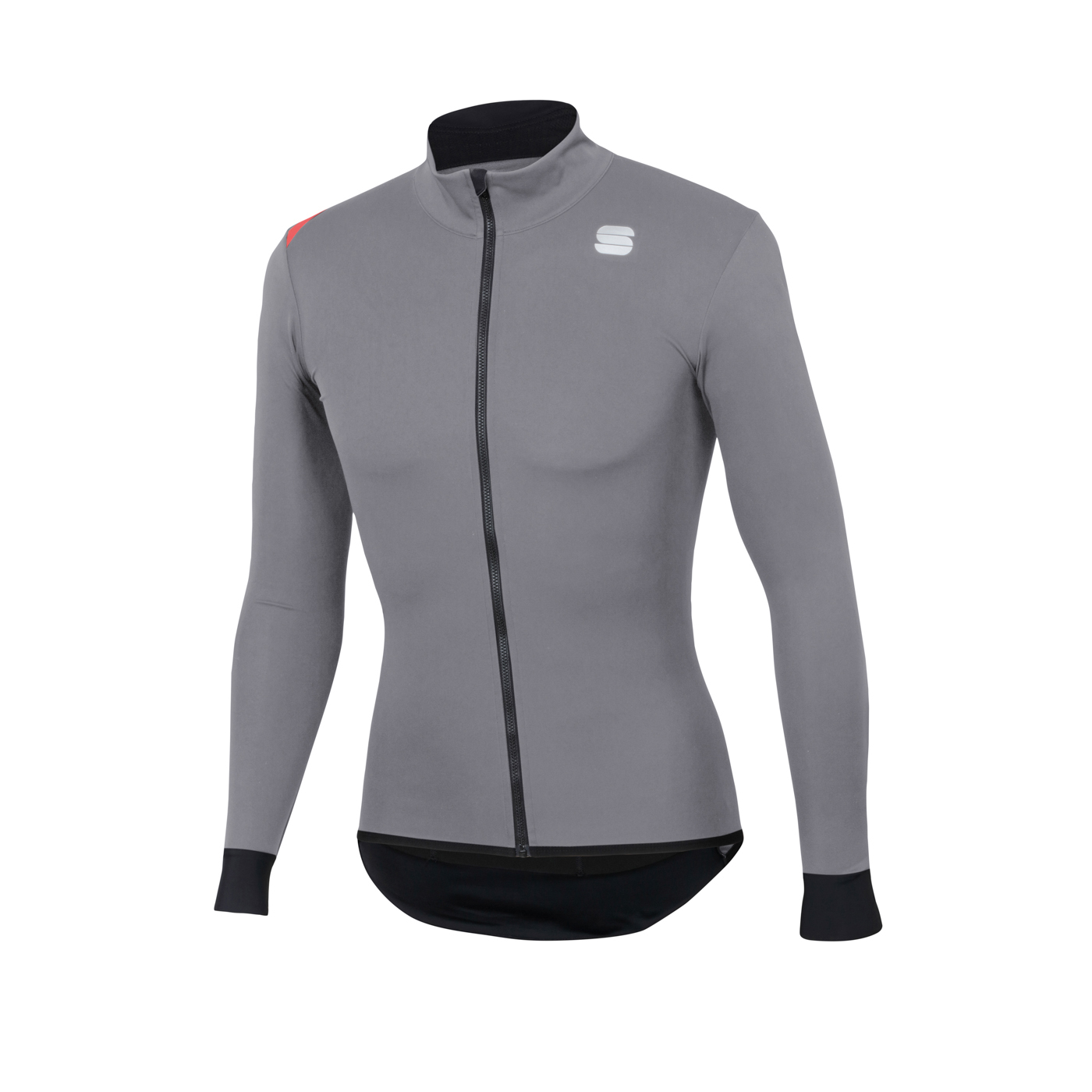 | Sportful Fietsjack Lange mouwen Zeer sterk waterafstotend voor Heren Zwart - SF Fiandre Light No Rain Jacket-Black