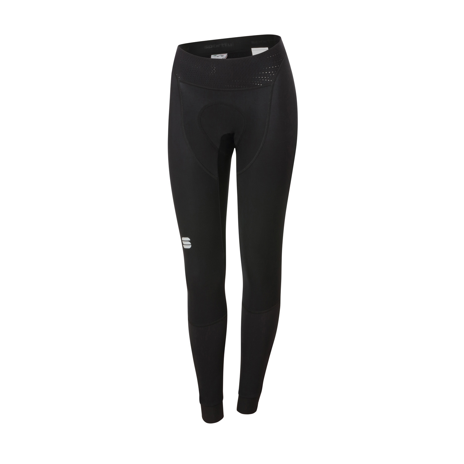 | Sportful Fietsbroek lang zonder bretels Dames Zwart - TOTAL COMFORT WOMAN TIGHT BLACK