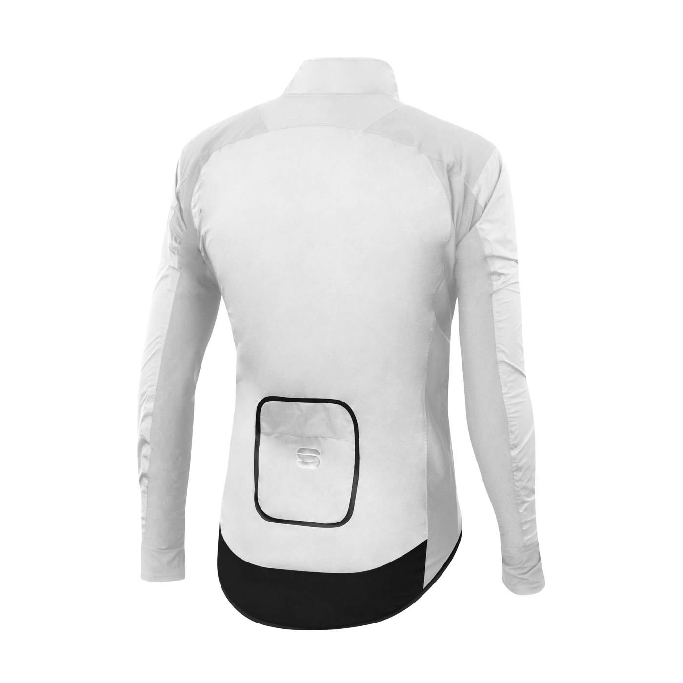 | Sportful Fietsjack Lange mouwen Zeer sterk waterafstotend voor Heren Wit - SF Hot Pack No Rain Jacket-White