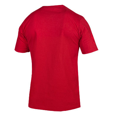 | Endura Casual shirt korte mouwen Heren Bruin / One Clan Carbon Icon T: Roest