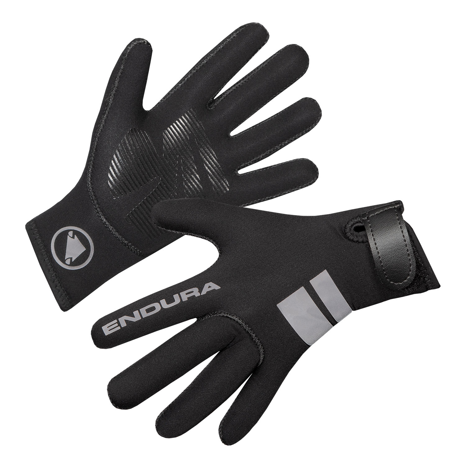 | Endura Fietshandschoenen Winter Kids Zwart - Kid's Nemo II Glove Black