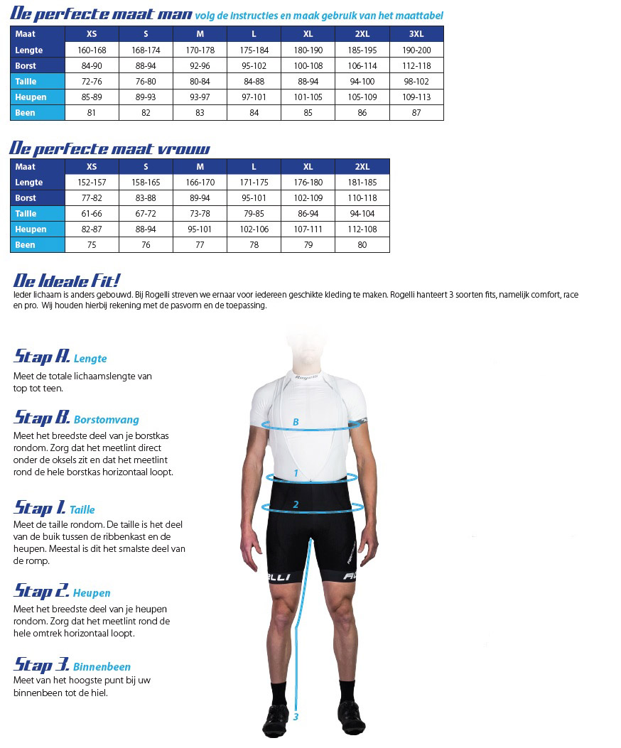 | Rogelli Triathlon Suit Florida Zwart