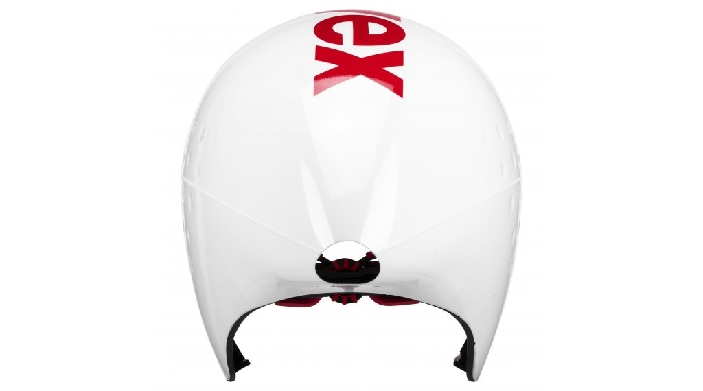 | Uvex Fietshelm Race Wit Rood Unisex - UV race 8-White/Red