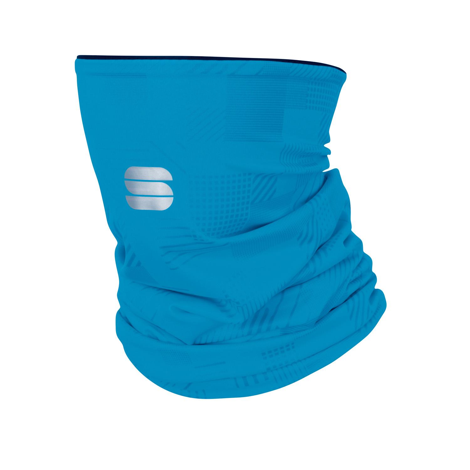 | Sportful Buff - Bandana Unisex Blauw - THERMAL NECKWARMER BLUE ATOMIC