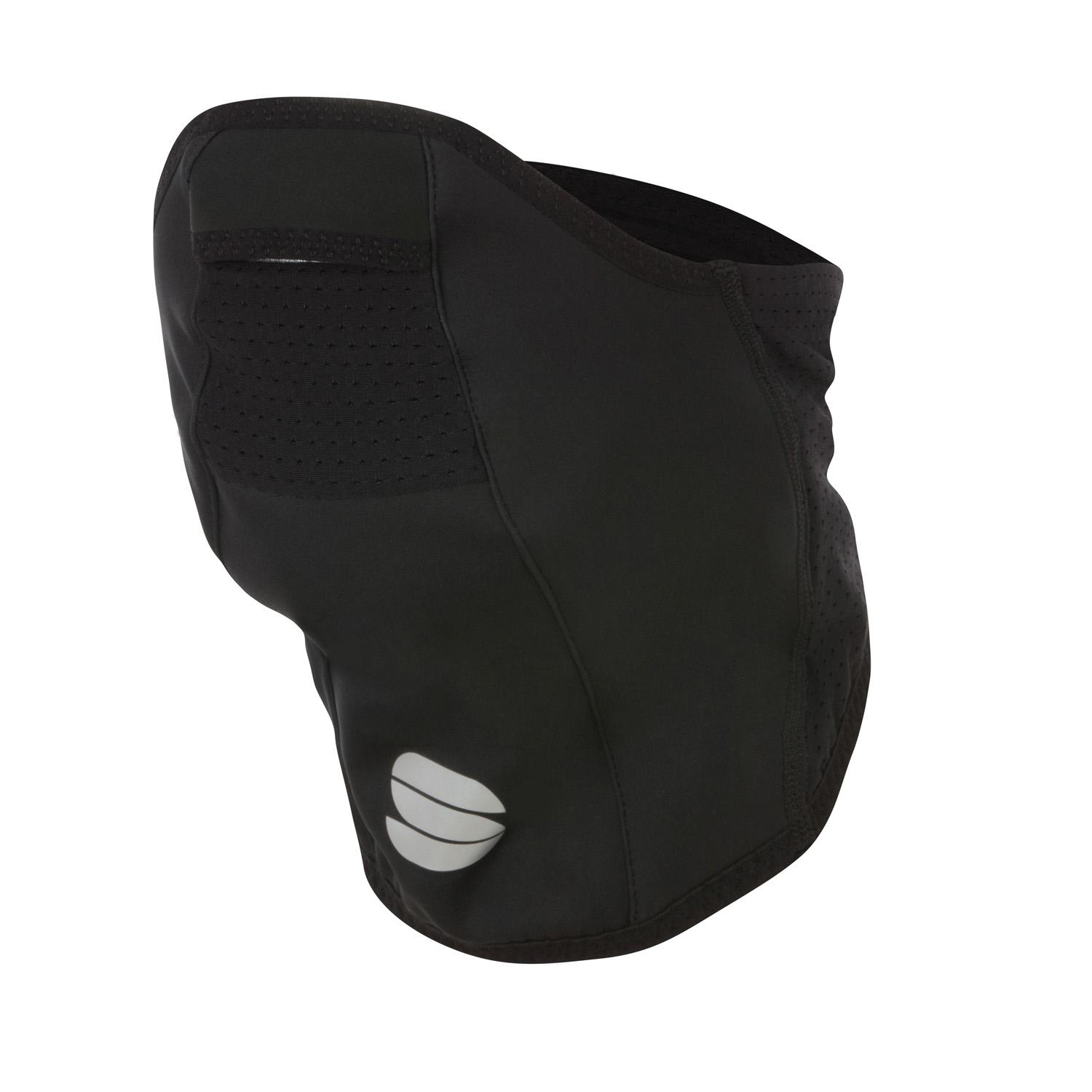 Sportful Balacalava Unisex Zwart - FACE MASK BLACK