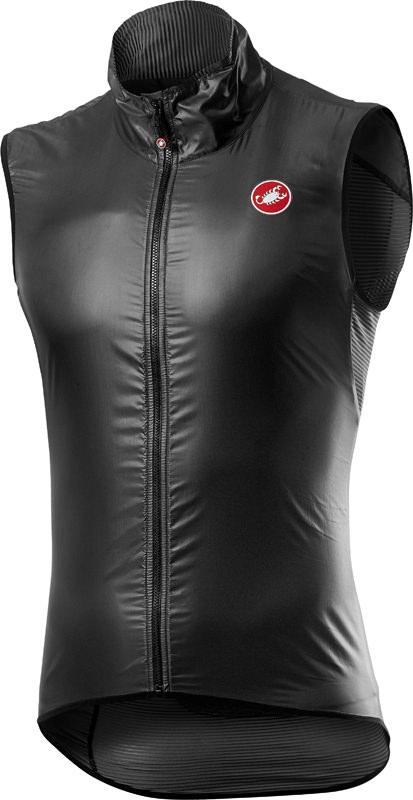 Castelli Windstopper Heren Grijs - CA Aria Vest Dark Gray