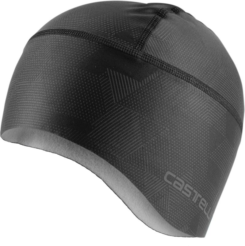Castelli Helmmuts Unisex Zwart - Pro Thermal Skully Light Black