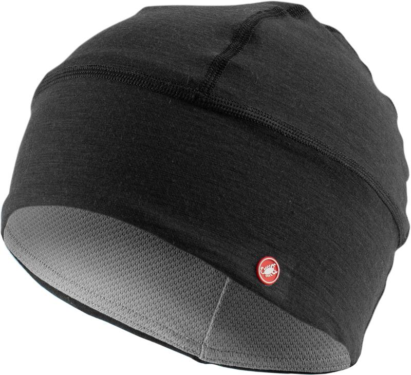 Castelli Helmmuts Unisex Zwart - Bandito Skully Light Black
