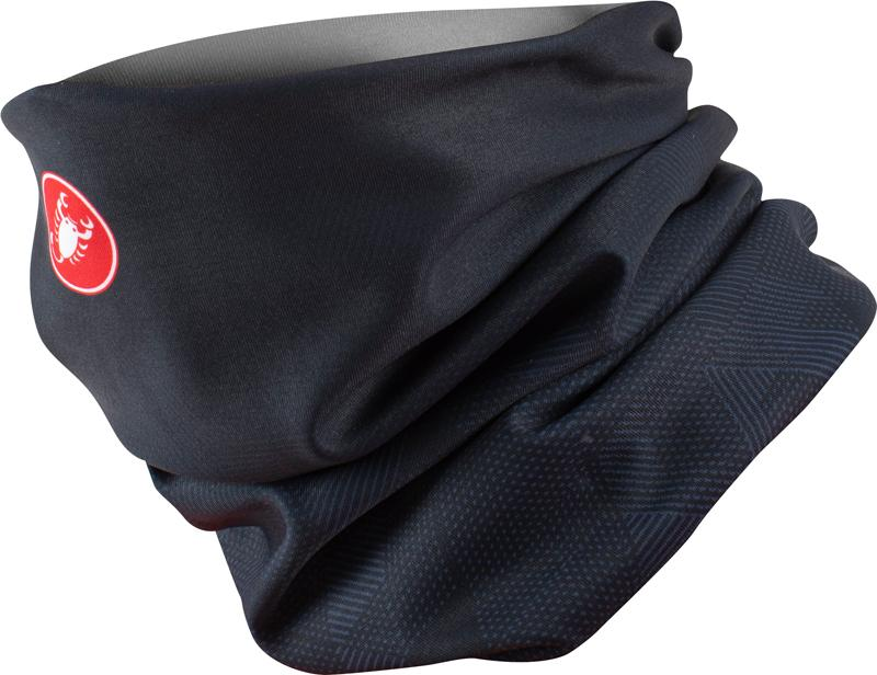 Castelli Bandana - Buff Unisex Blauw - Pro Thermal Head Thingy Savile Blue