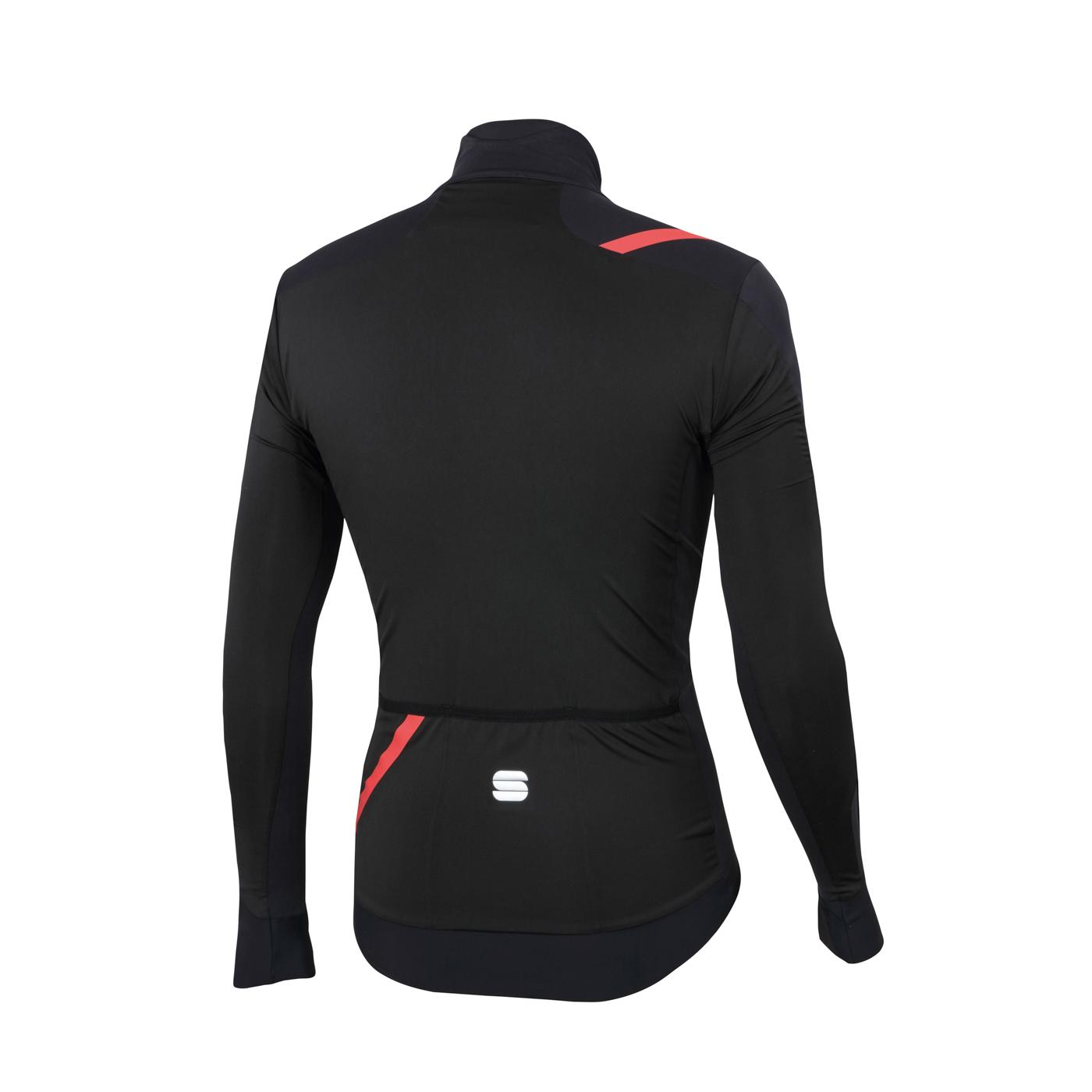 Sportful Fietsjack Lange mouwen Zeer sterk waterafstotend voor Heren Zwart - SF Fiandre Light No Rain Jacket-Black