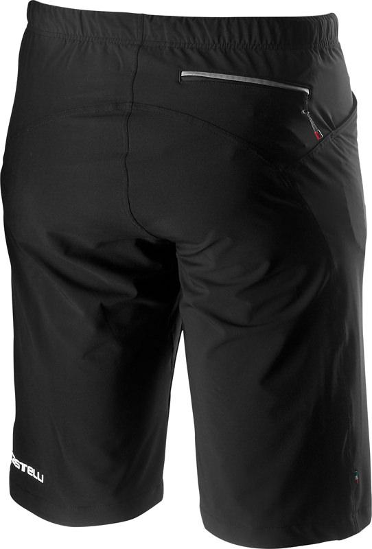 | Castelli MTB broek Heren Zwart - CA Unlimited Baggy Short Black