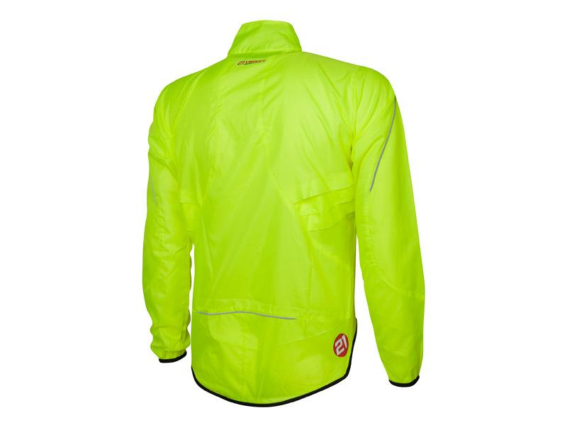 Afbeelding 21Virages Wind/ regenjack kids bright