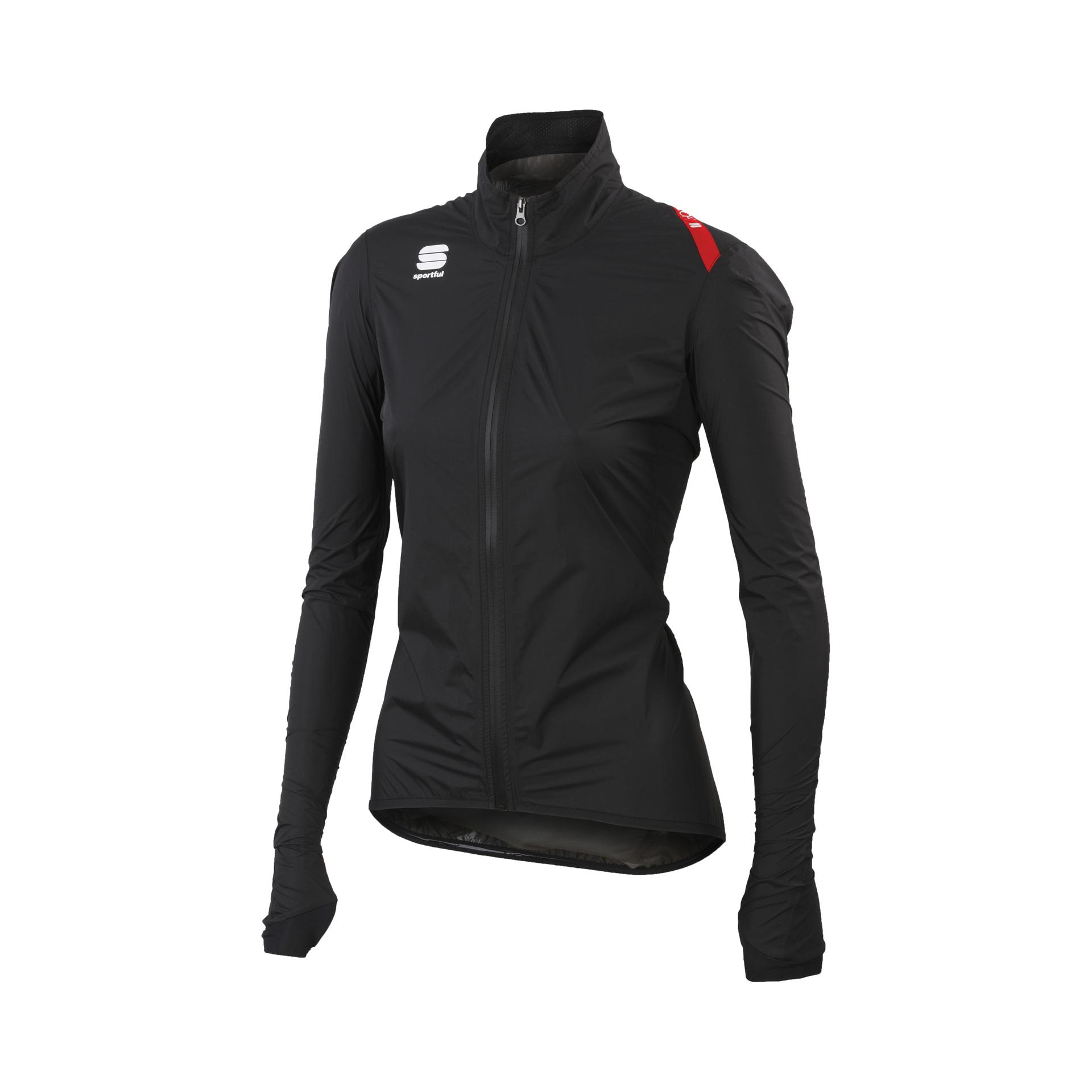 Sportful Regenjack Dames Zwart / SF Hot Pack No-Rain W Jacket-Black