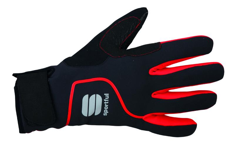 Sportful Fietshandschoenen winter Heren Zwart Rood / SF Sotto Zero Glove-Black/Red