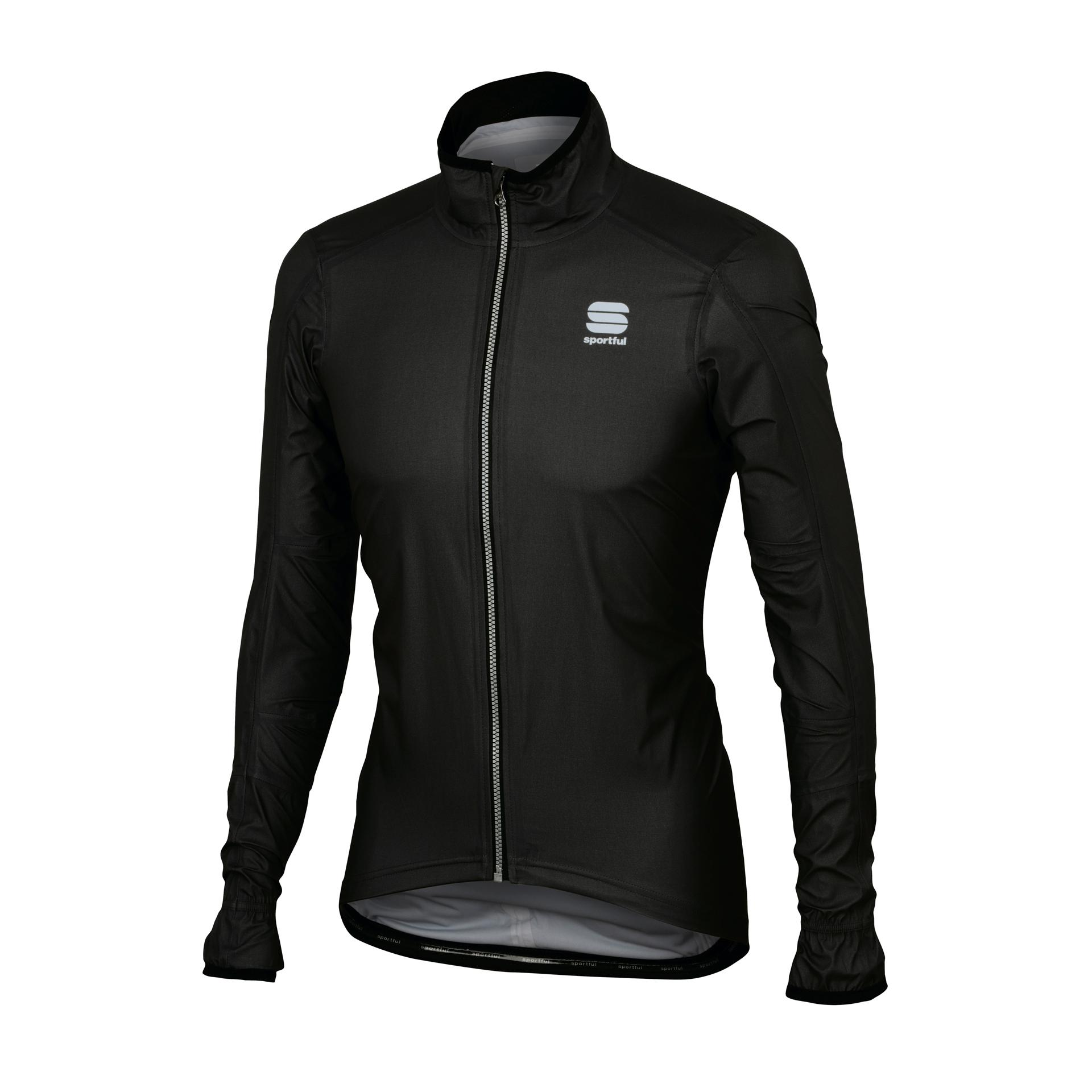 Sportful Fietsjack Heren Zwart  / SF Stelvio  Jacket-Black