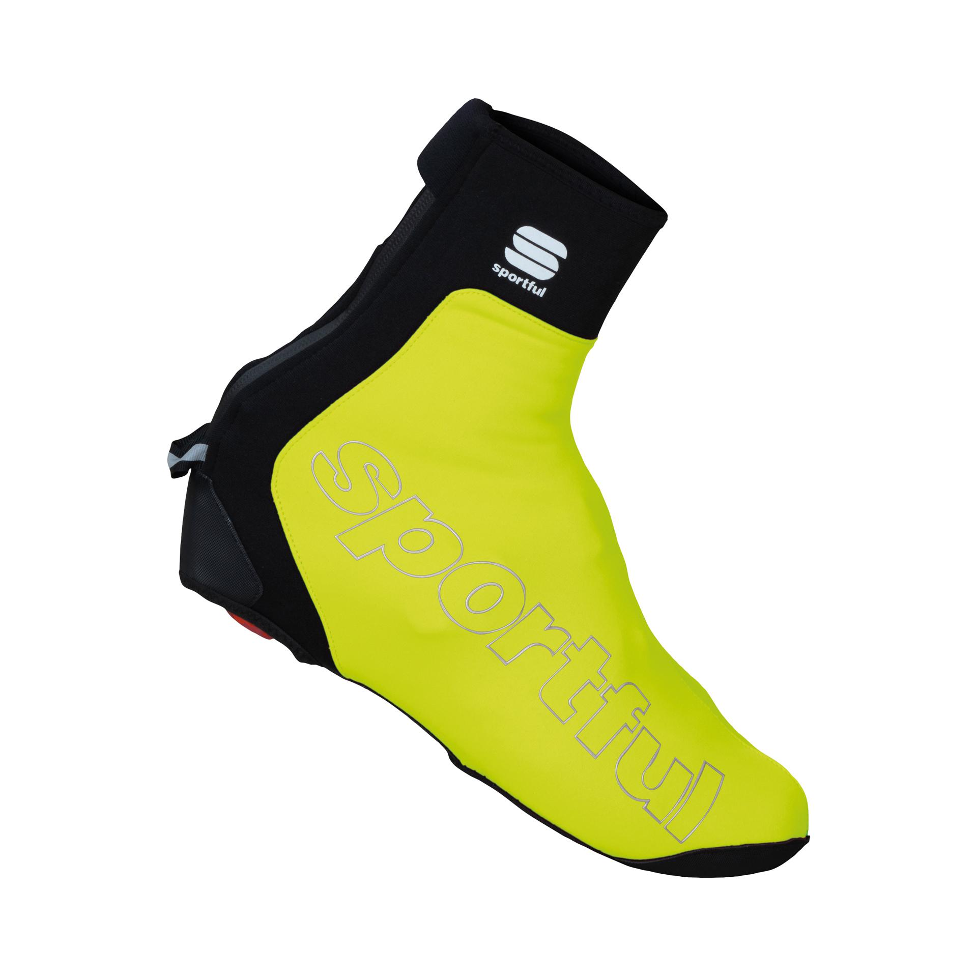 Sportful Overschoenen Heren fluo / SF Roubaix Thermal Bootie-Yellow Fluo