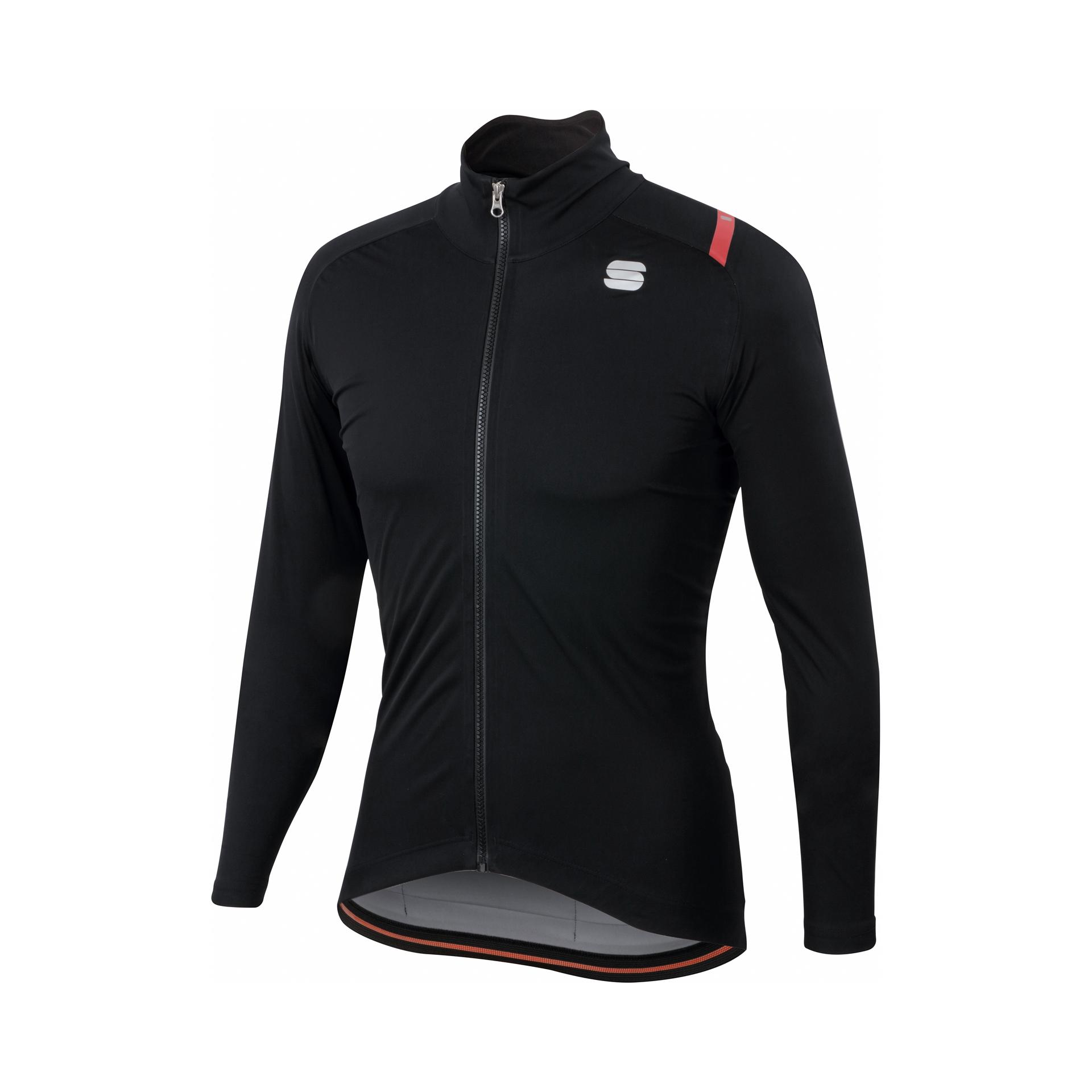 Sportful Fietsjack Heren Zwart / SF Fiandre Ultimate 2 Ws Jacket-Black
