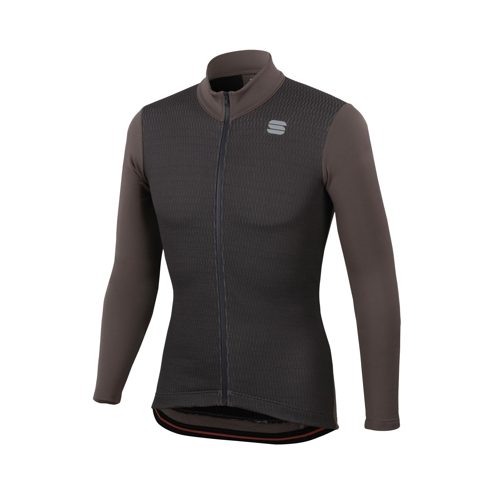 Sportful Fietsjack Heren Bruin / SF Lord Thermo Jacket-Titanium/Brown