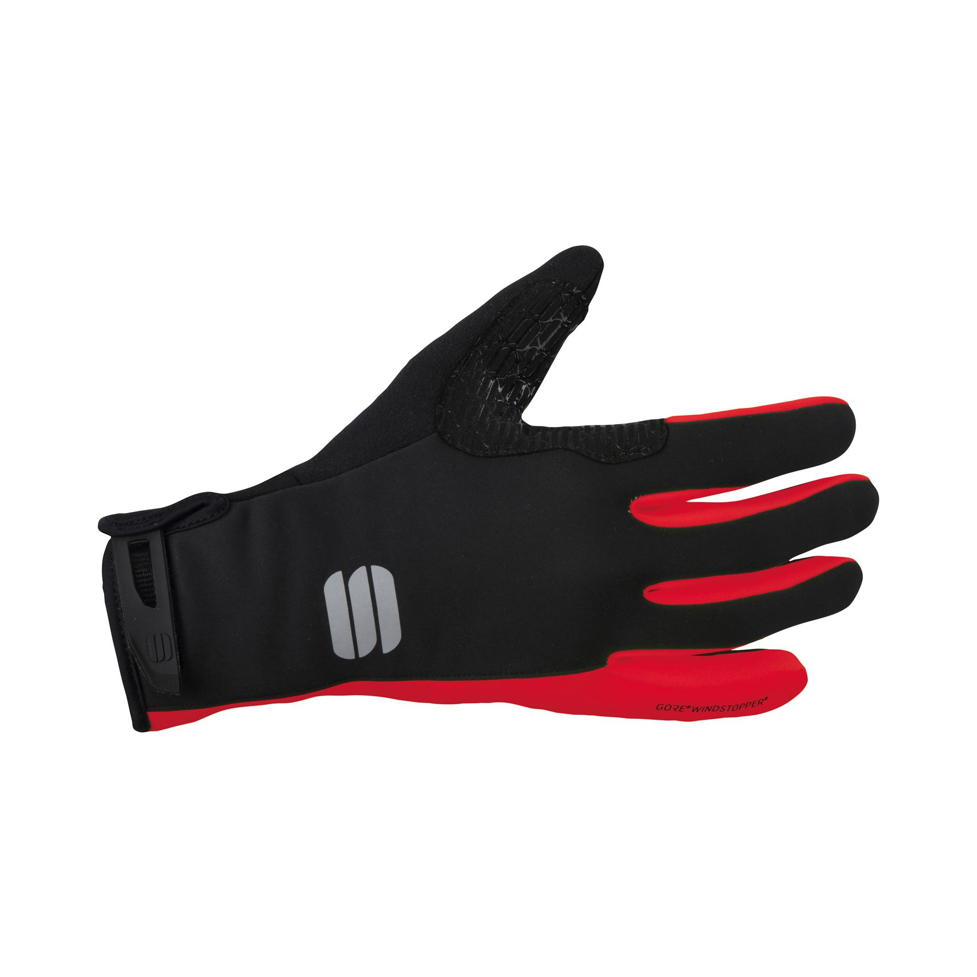 Sportful Fietshandschoenen winter Heren Zwart Rood / SF Ws Essential 2 Glove-Black/Red