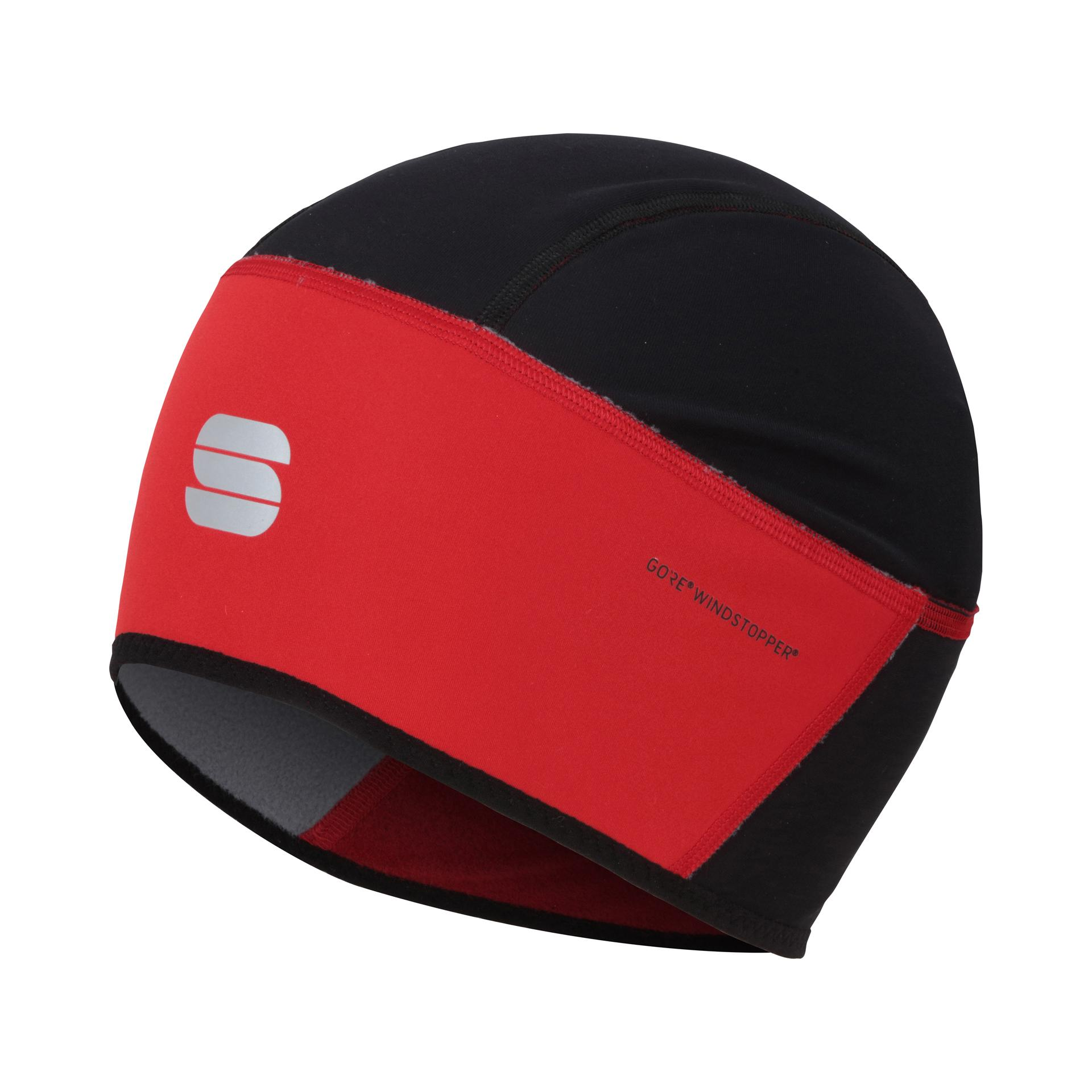 Sportful Helmmuts Heren Rood Zwart / SF Ws Helmet Liner-Red/Black