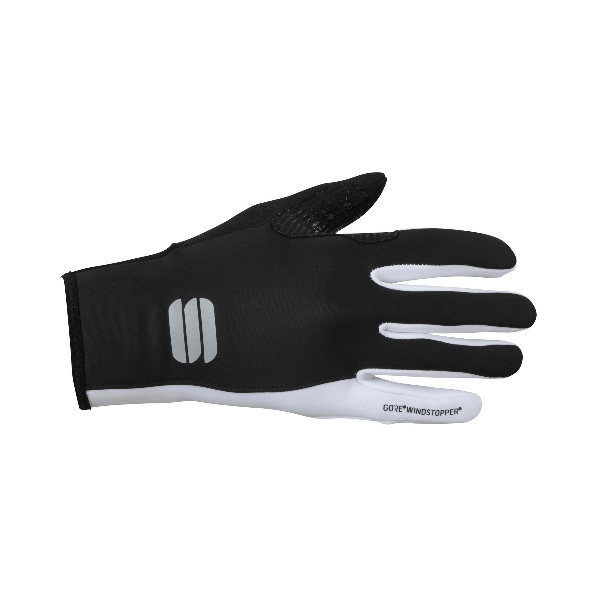 Sportful Fietshandschoenen winter Dames Zwart Wit / SF Ws Essential 2 W Glove-Black/White
