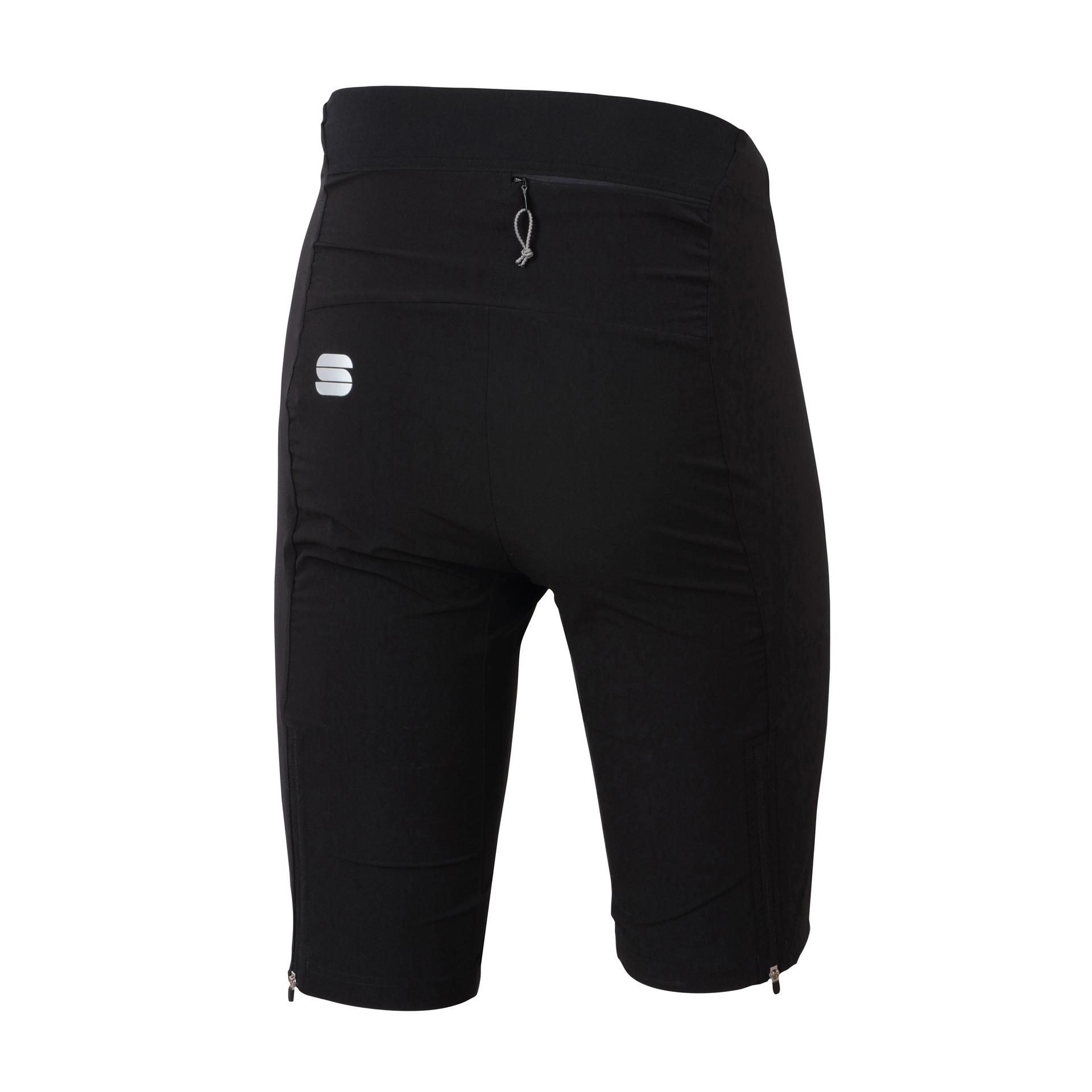 Sportful Fietsbroek zonder bretels Heren Zwart  / SF Performance Over Short-Black