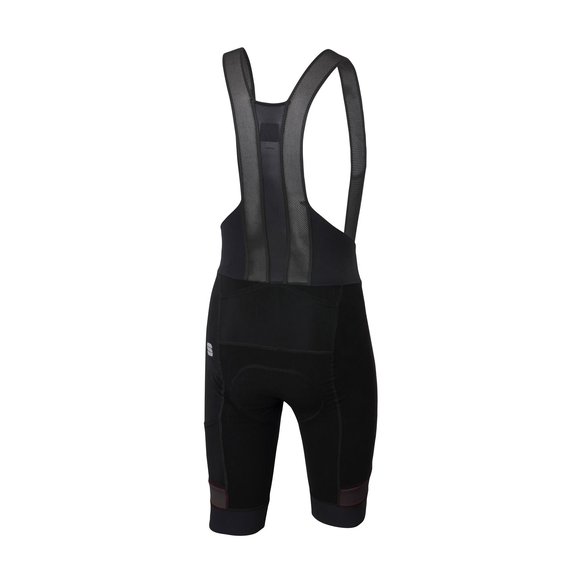 Sportful Fietsbroek met bretels - koersbroek Heren Zwart Zwart / SF Supergiara Bibshort-Black/Black