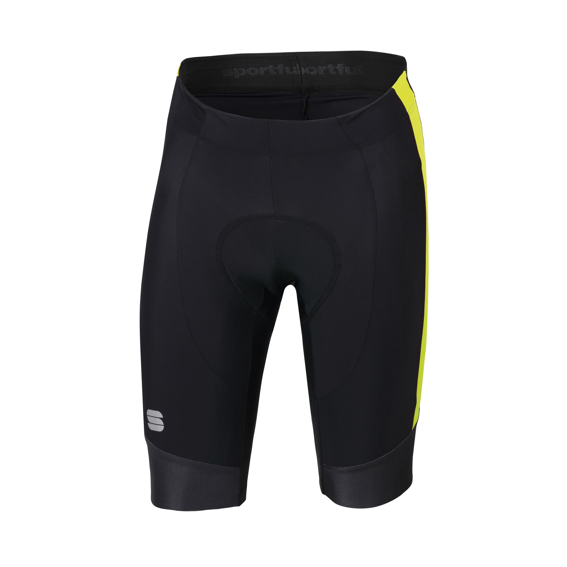 Sportful Fietsbroek zonder bretels Heren Zwart  / SF Gts Short-Black