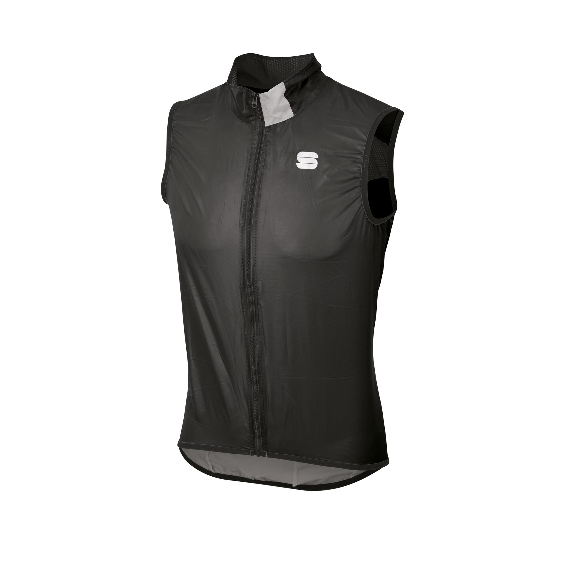 Sportful Windstopper mouwloos Heren Zwart  / SF Hot Pack Easylight Vest-Black