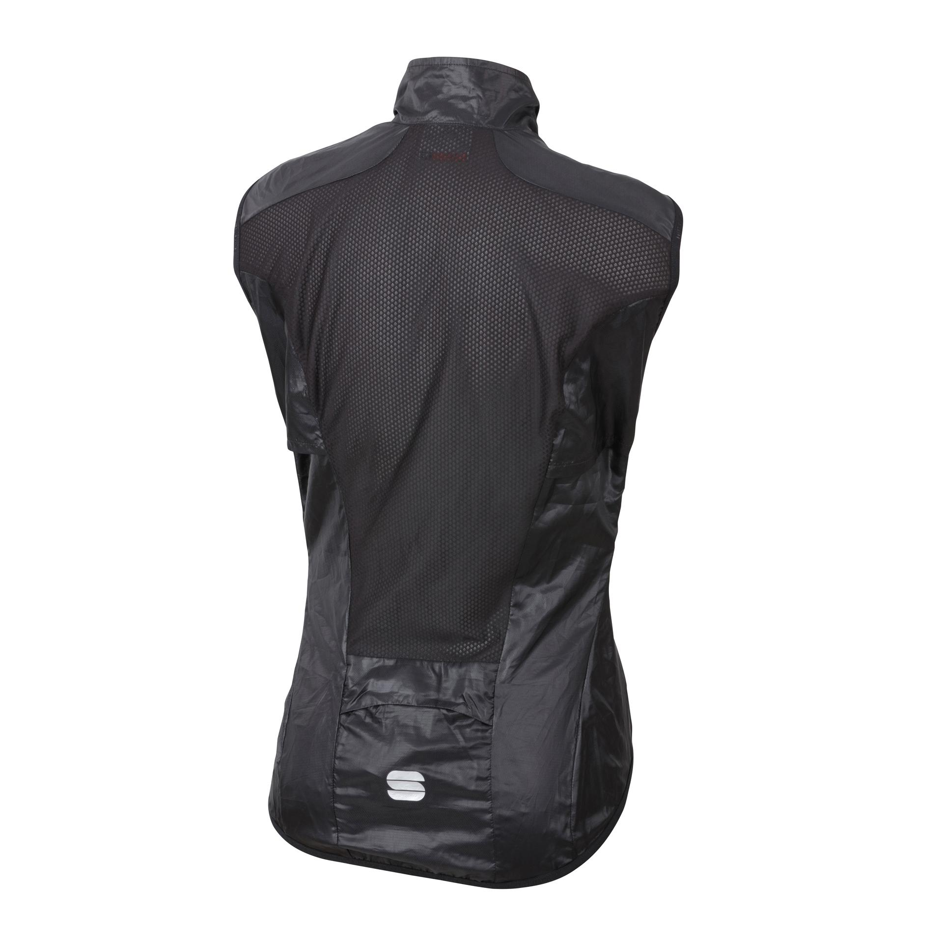 Sportful Windstopper mouwloos Dames Zwart  / SF Hot Pack Easylight W Vest-Black