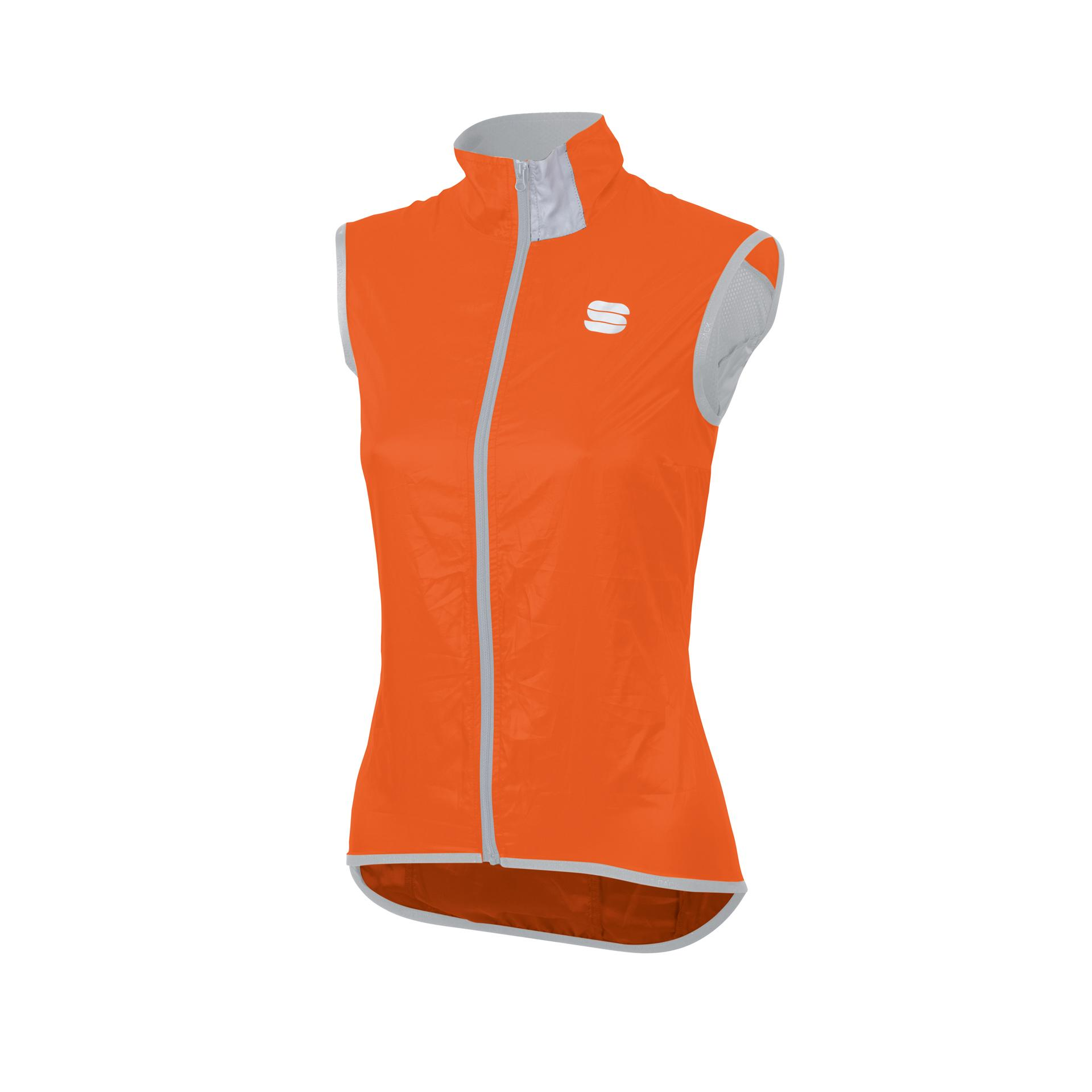 Sportful Windstopper mouwloos Dames Oranje  / SF Hot Pack Easylight W Vest-Orange Sdr