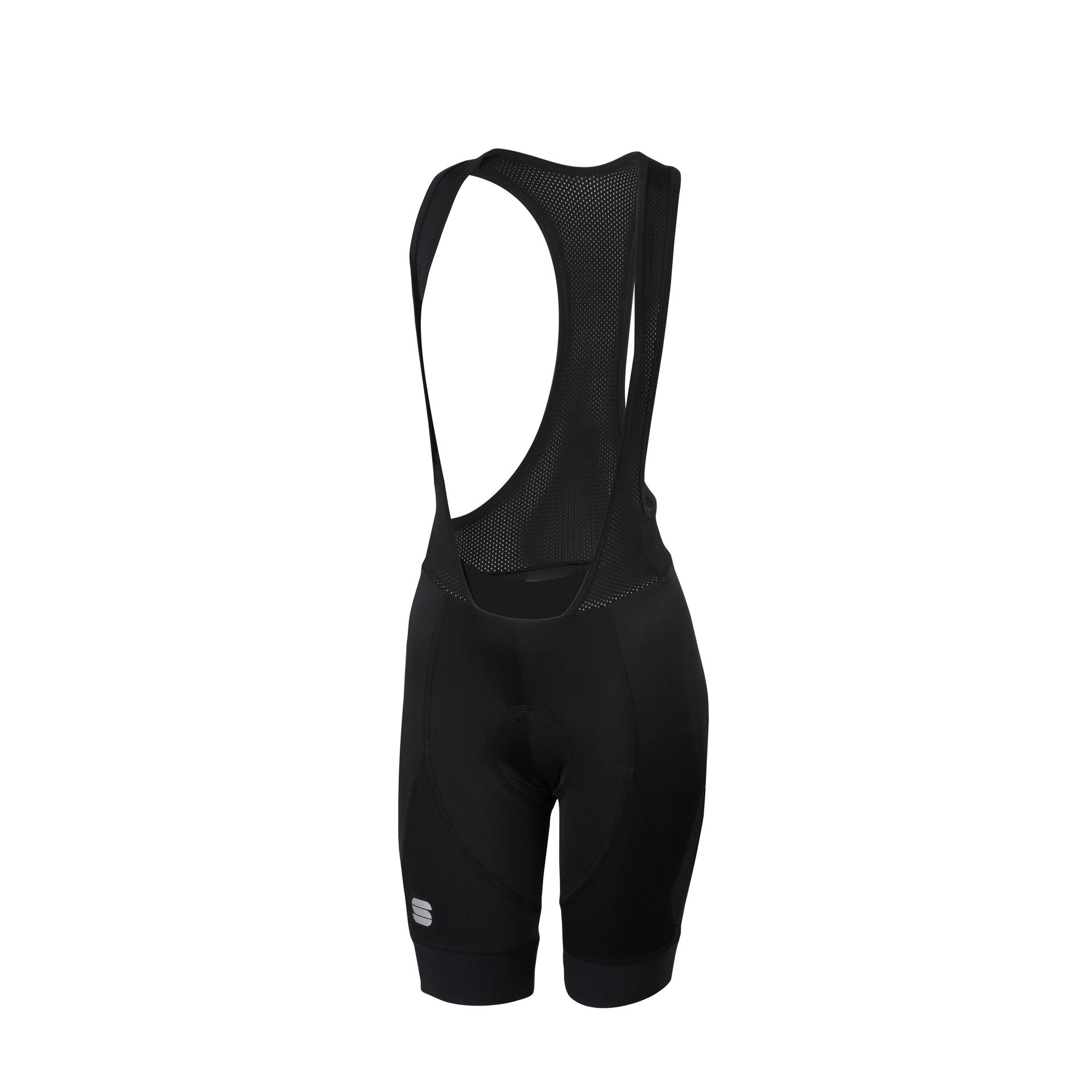 Sportful Fietsbroek met bretels - koersbroek Dames Zwart  / SF Neo W Bibshort-Black