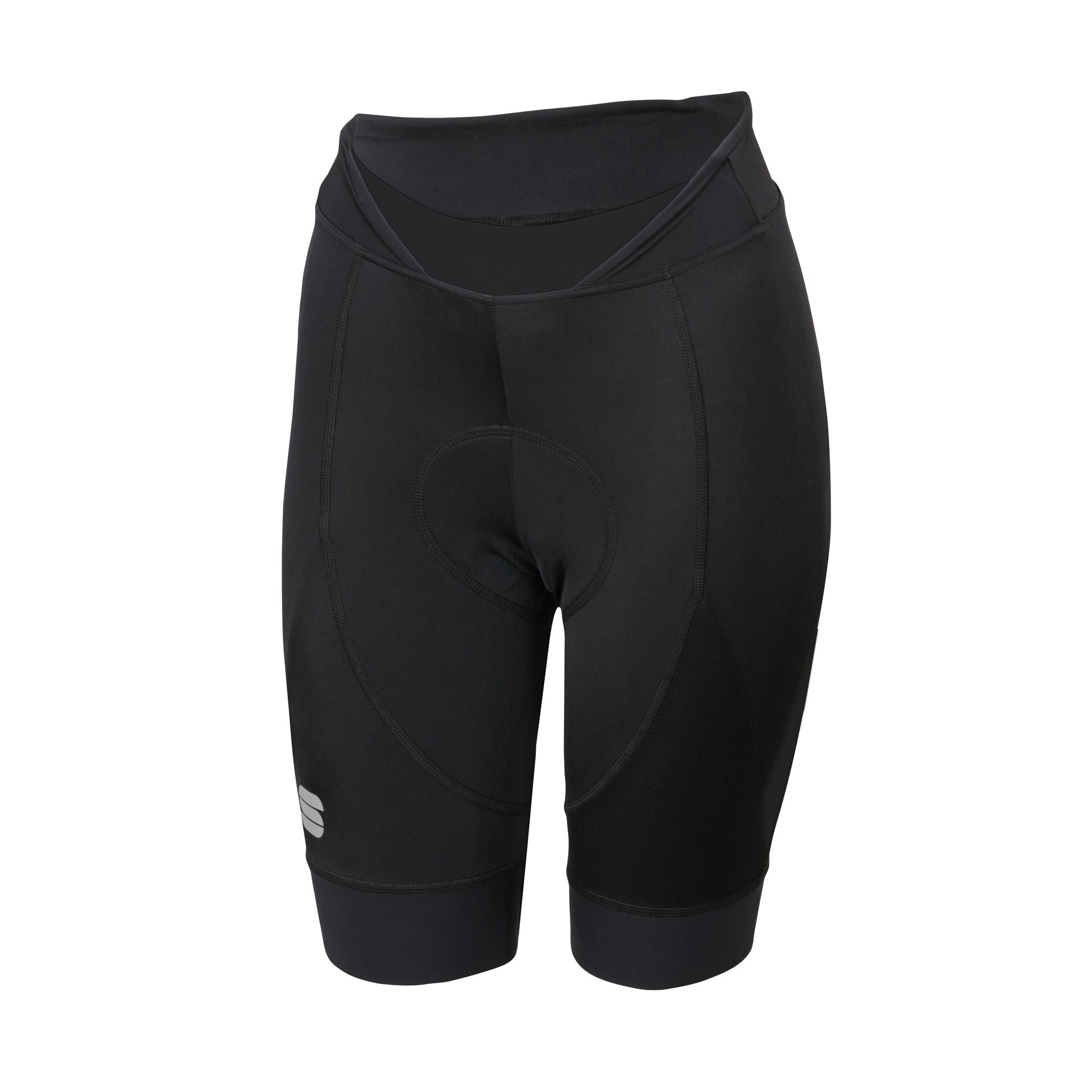 Sportful Fietsbroek zonder bretels Dames Zwart  / SF Neo W Short-Black
