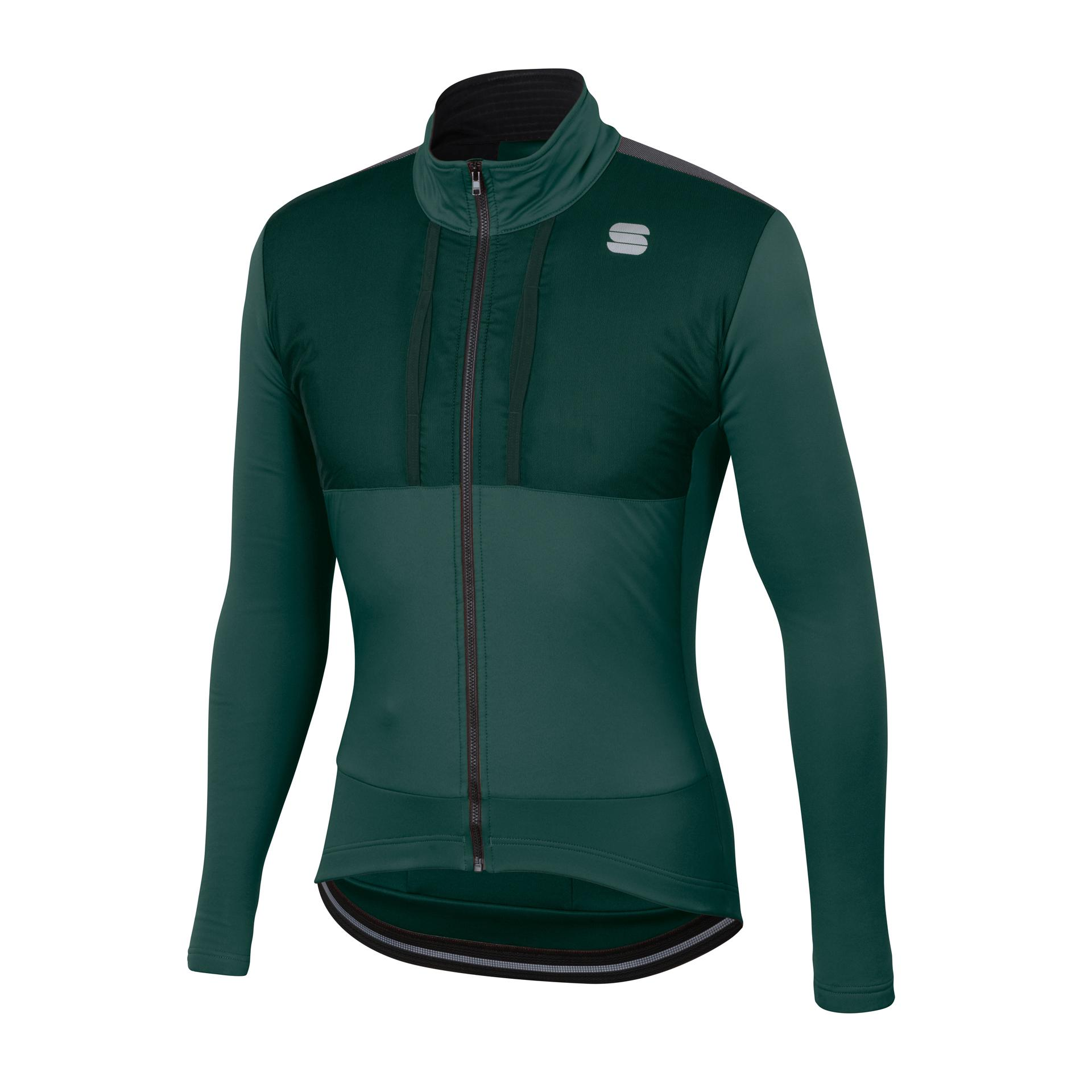 Sportful Fietsjack Heren Groen / Supergiara Jacket-Sea Moss