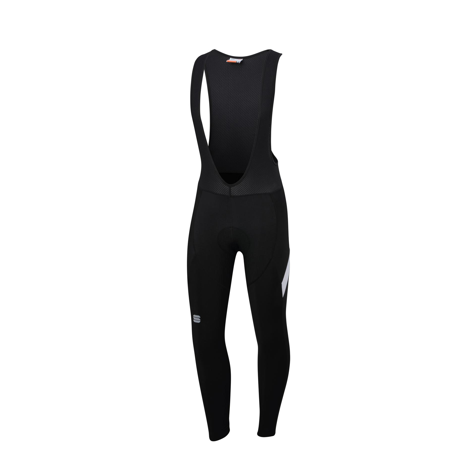 Sportful Fietsbroek lang met bretels Heren Zwart Wit / Neo Bibtight-Black/White