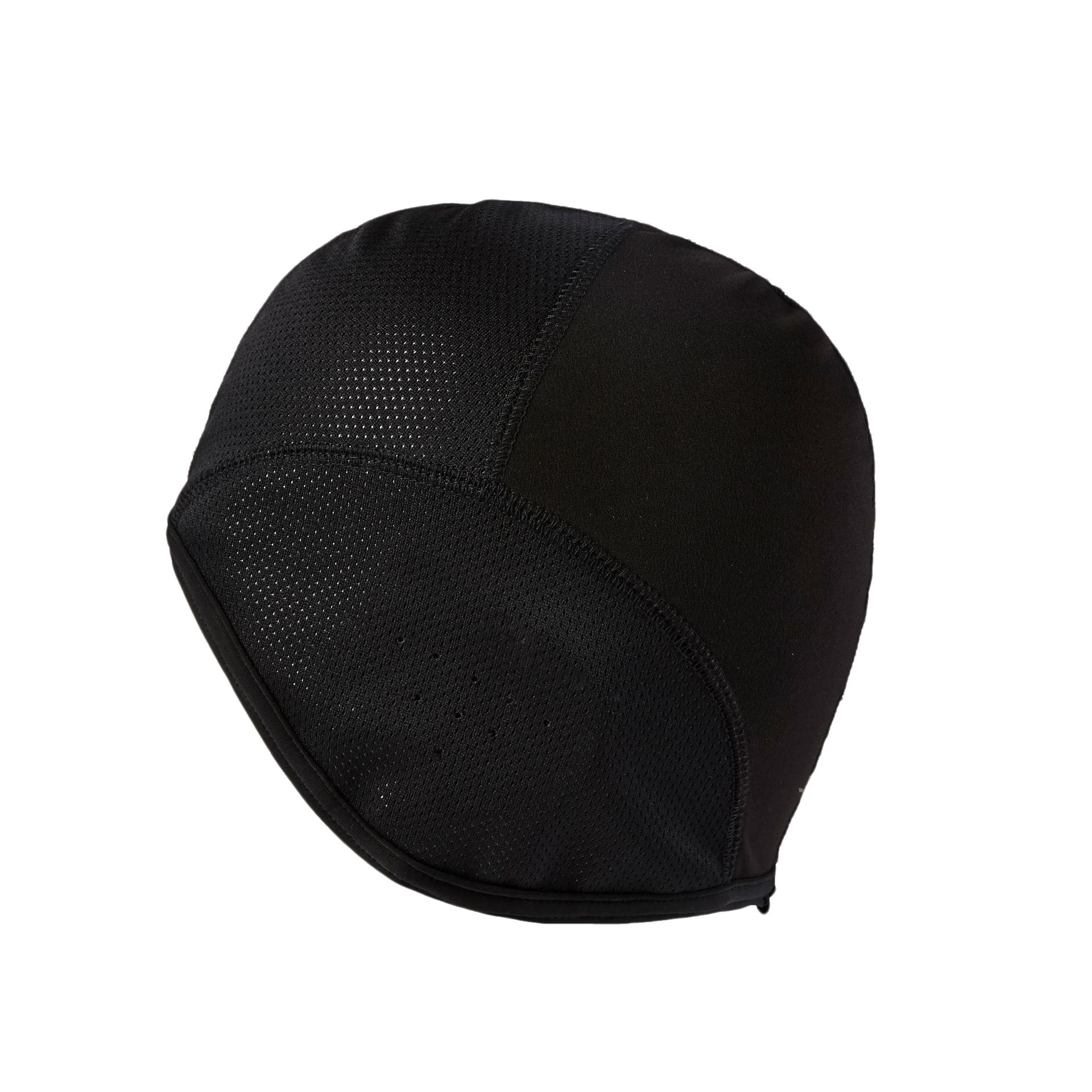 Afbeelding Sealskinz Helmmuts  voor Heren Zwart  / Windproof All Weather Skull Cap Black