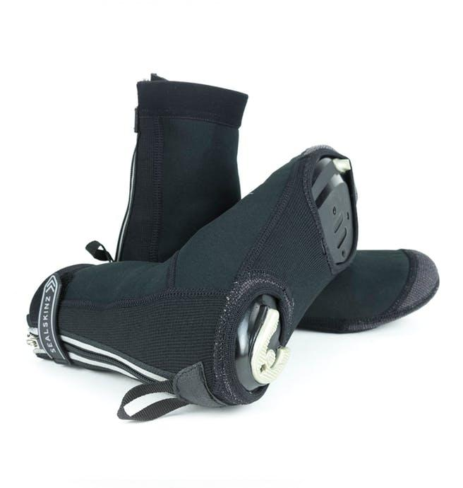 Afbeelding Sealskinz Overschoenen  voor Heren Zwart  / All Weather Cycle Overshoe Black