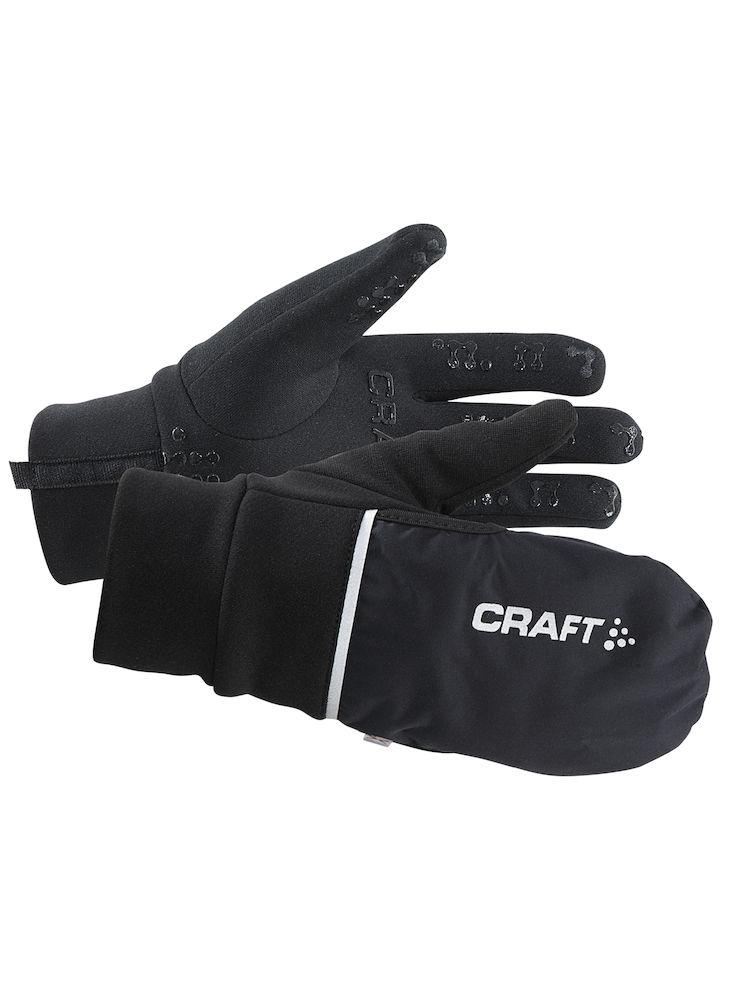 Craft Fietshandschoenen Winter Unisex Zwart  / HYBRID WEATHER GLOVE BLACK