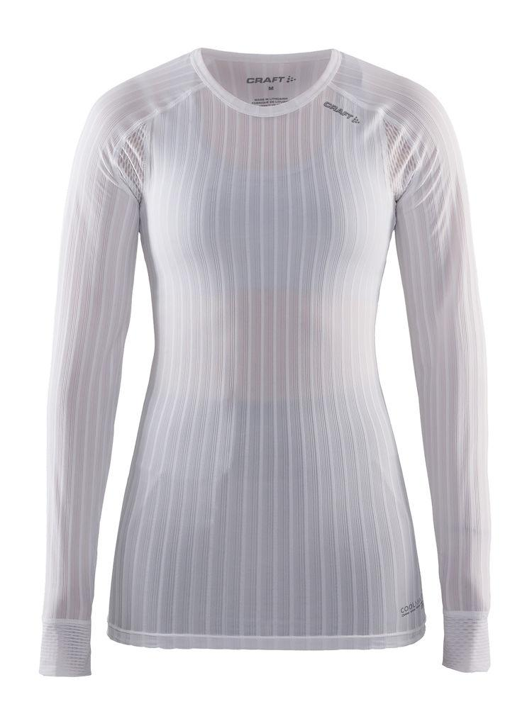 Craft Ondershirt Lange mouwen Dames Wit  / ACTIVE EXTREME 2.0 RN LS W WHITE
