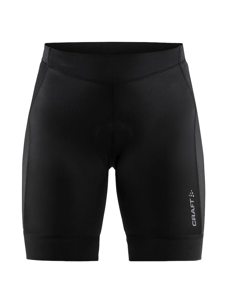 Craft Fietsbroek kort zonder bretels Dames Zwart  / RISE SHORTS W BLACK