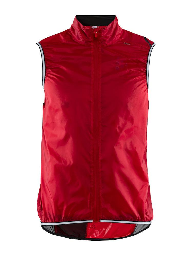 Craft Windstopper Mouwloos Heren Bordeaux Zwart / LITHE VEST M CANYON/BLACK