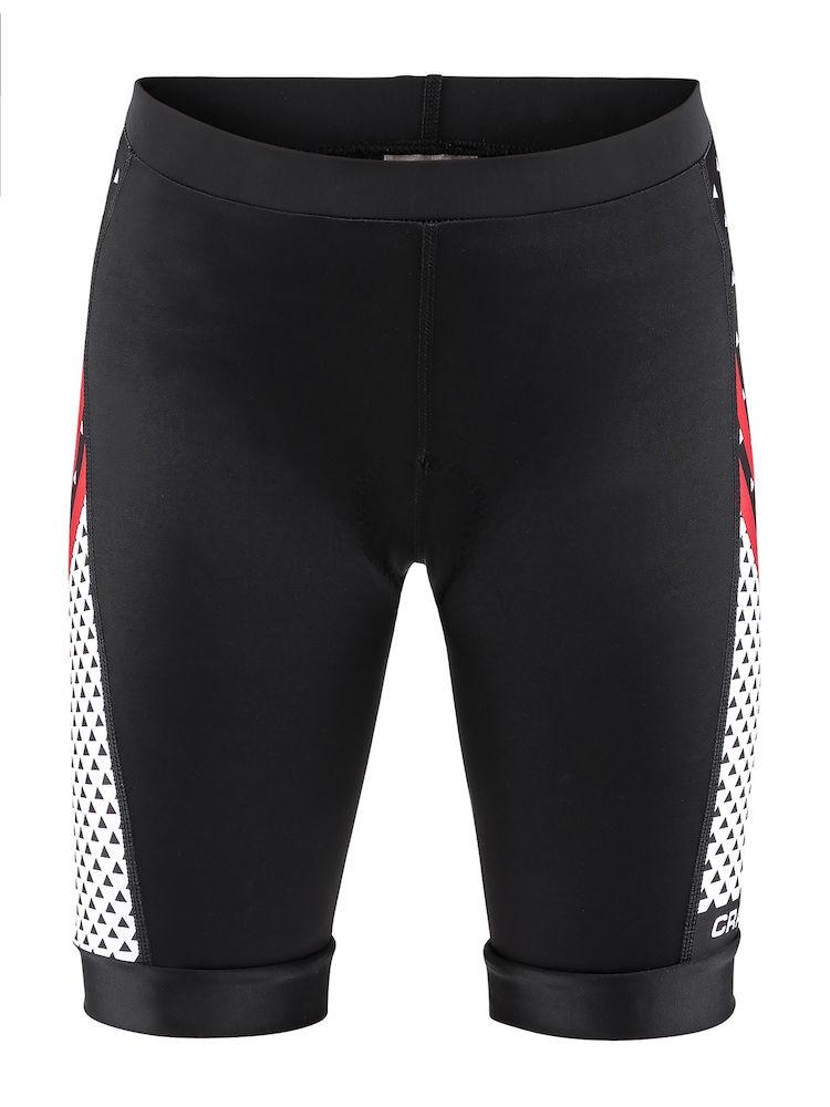 Craft Fietsbroek kort zonder bretels Kids Zwart  / BIKE SHORTS J BLACK