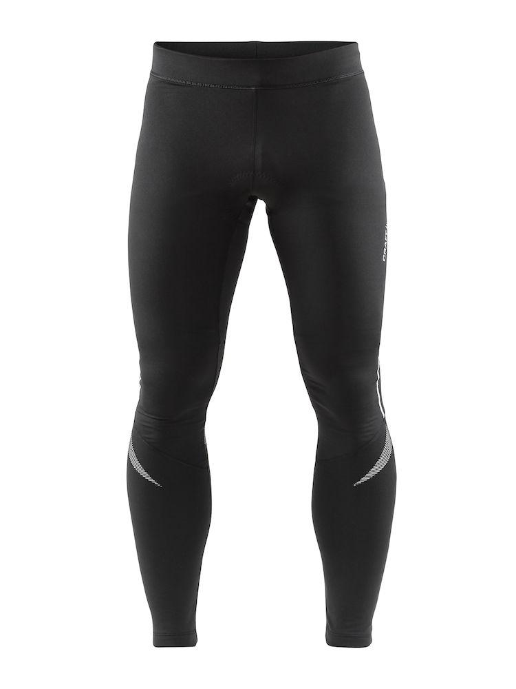Afbeelding Craft Fietsbroek lang zonder bretels Heren Zwart  / IDEAL THERMAL TIGHTS M BLACK
