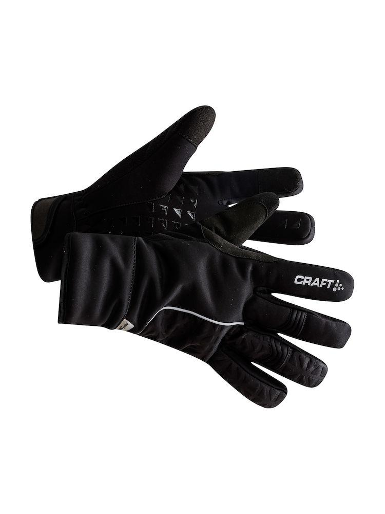 Craft Fietshandschoenen Winter Unisex Zwart  / SIBERIAN 2.0 GLOVE BLACK