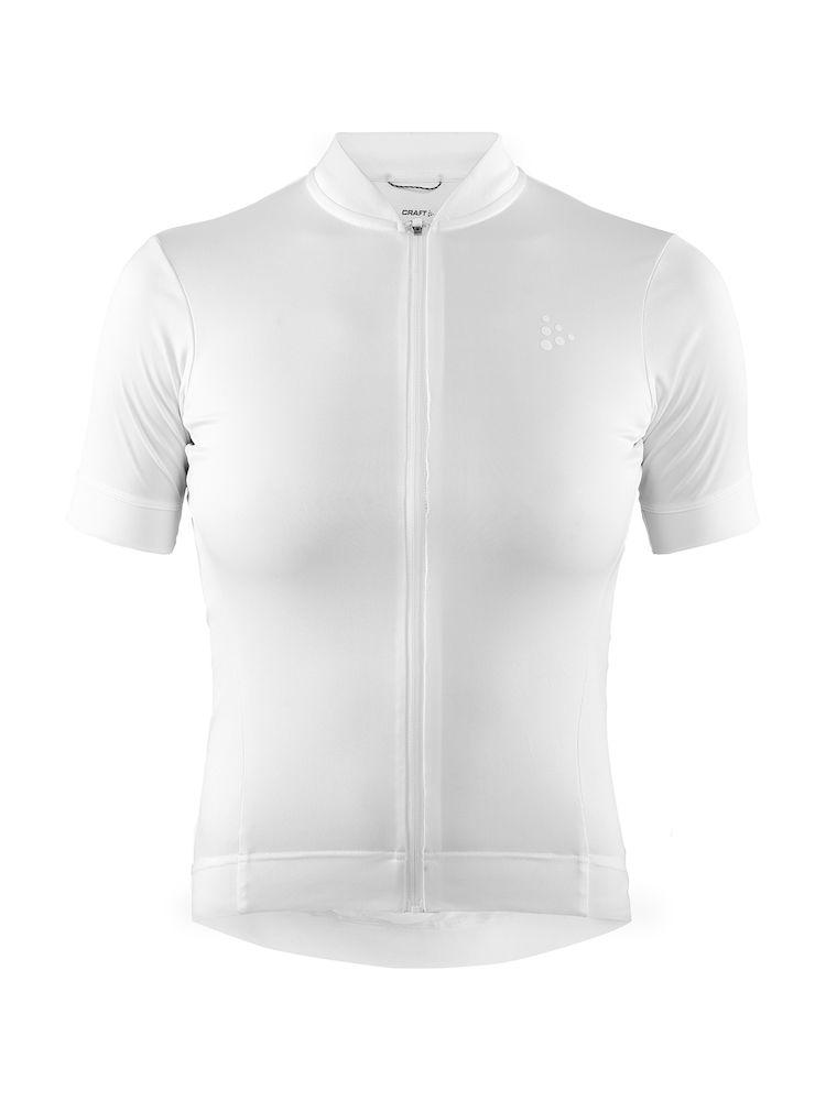 Craft Fietsshirt Dames Wit  / ESSENCE JERSEY W WHITE
